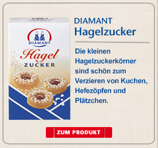 Diamant Hagelzucker